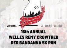 16th Annual Welles Remy Crowther Red Bandanna 5K Run